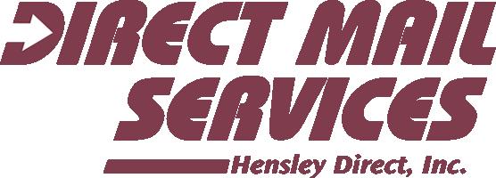 Direct Mail Services Retina Logo